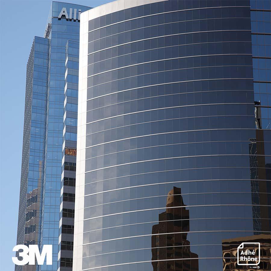 Films solaires bâtiment 3M