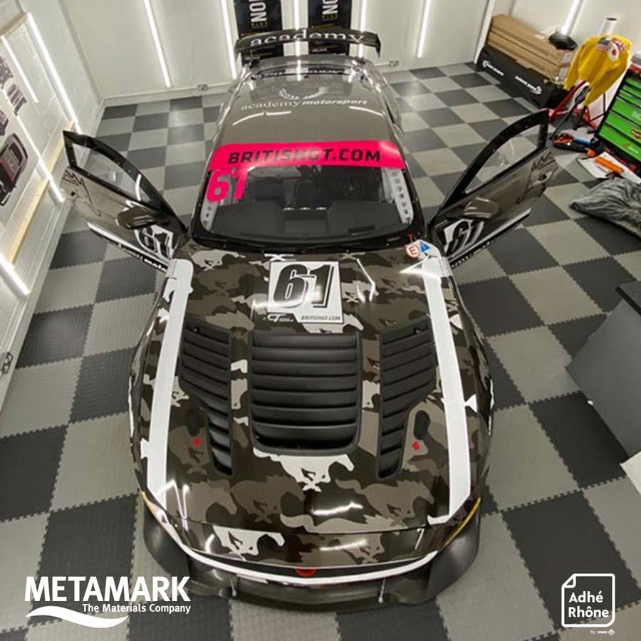 Metamark Metacast coulé 3D