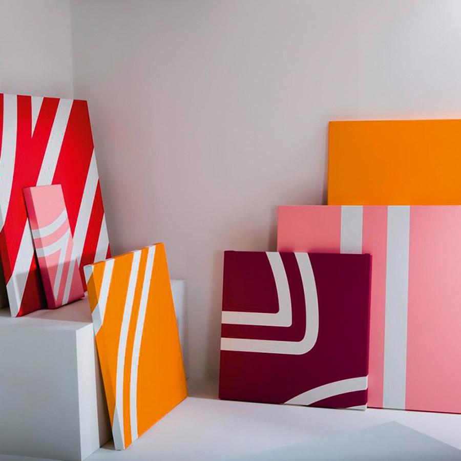 Les toiles polyester et canvas