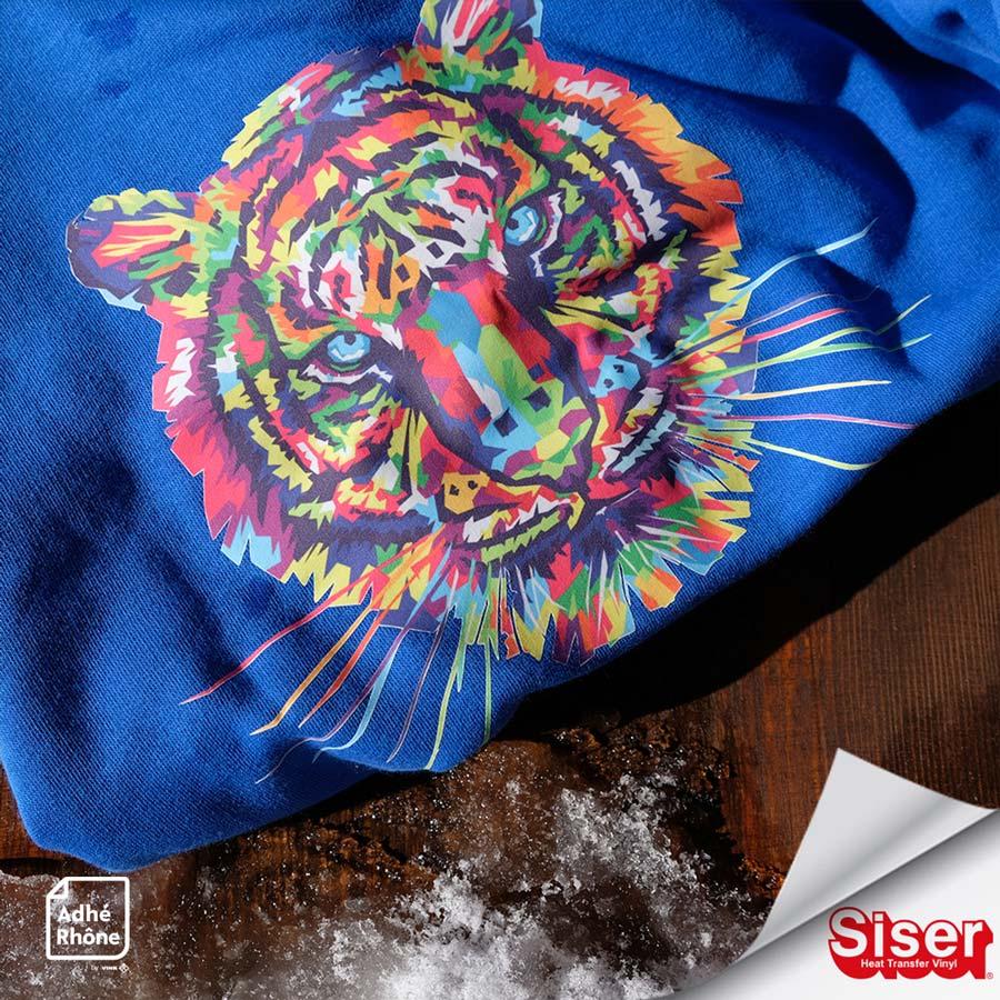 Siser Tape TTD spécial textile